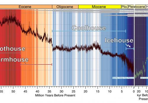 Dai gas serra temperature mai viste negli ultimi 50 milioni anni